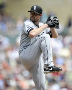 John and Jordan Danks helped the Sox defeat the Rangers yesterday.