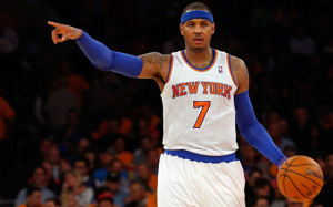 Carmelo Anthony has reportedly put the Bulls on the top of his bucket list for a possible new team to become apart of.