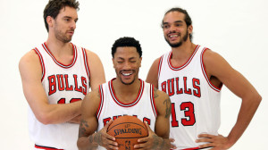 "The Bulls now possess a so-called ""Big-3"" of their own, which will assist them in finding their way back to the later rounds of the playoffs, including the NBA Finals."
