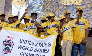 The Jackie Robinson West team that won the 2014 U.S. Championship in the Little League World Series, was recently stripped of their title as a result of allegations and evidence that some players were not from the city of Chicago.