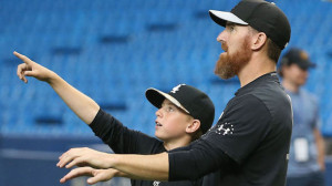 Although Adam LaRoche insists his retirement is due to his desire to spend more time with his family, it actually may stem from the fact that he was not supposed to retain his starting role as a designated hitter.