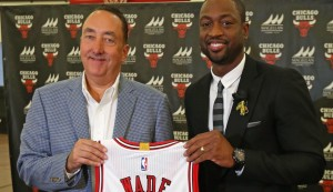 After the homecoming of Dwyane Wade (pictured), coupled with the acquisition of Rajon Rondo, the Bulls have the potential to achieve more than just a routine playoff appearance.